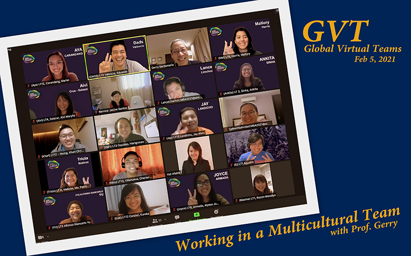 Global Virtual Teams (GVT)