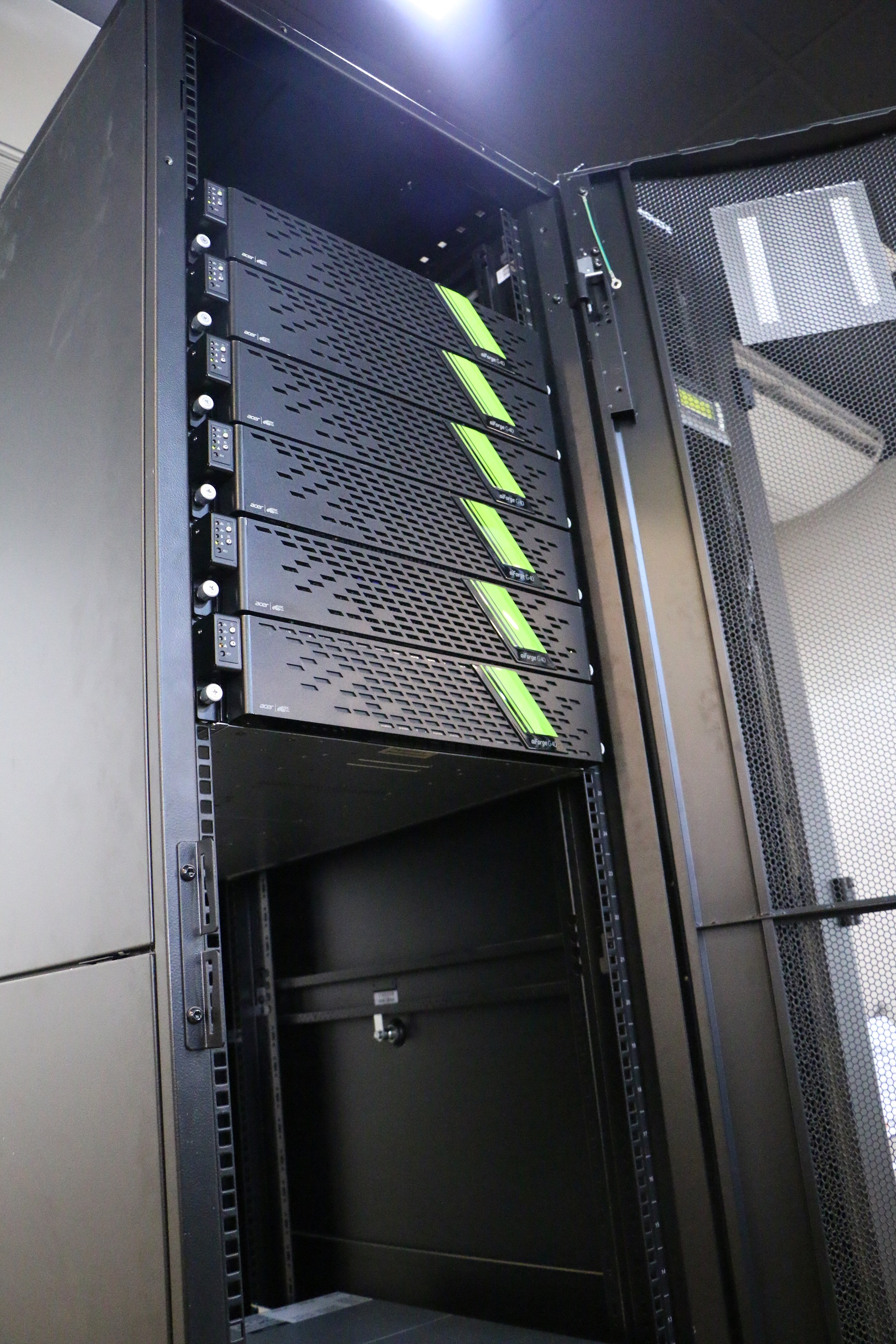 The supercomputer at ACCeSs@AIM