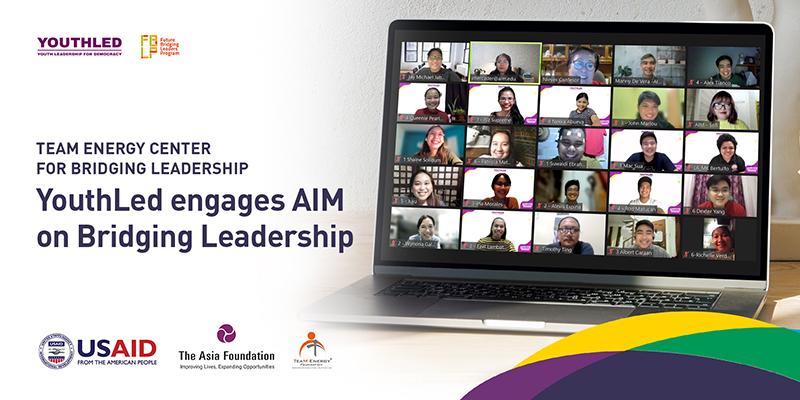 YouthLed engages AIM on Bridging Leadership
