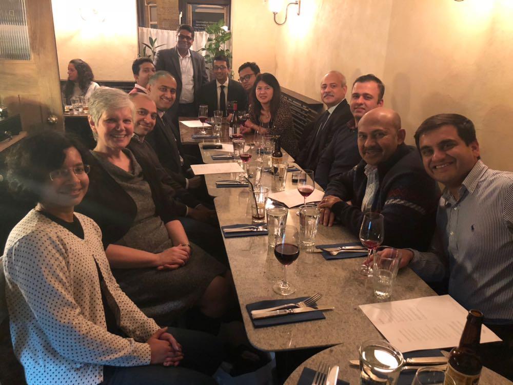 AIM UK Alumni Reunite at Biggest Gathering to Date