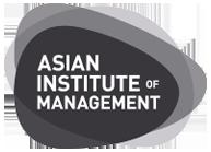AIM greyscale logo