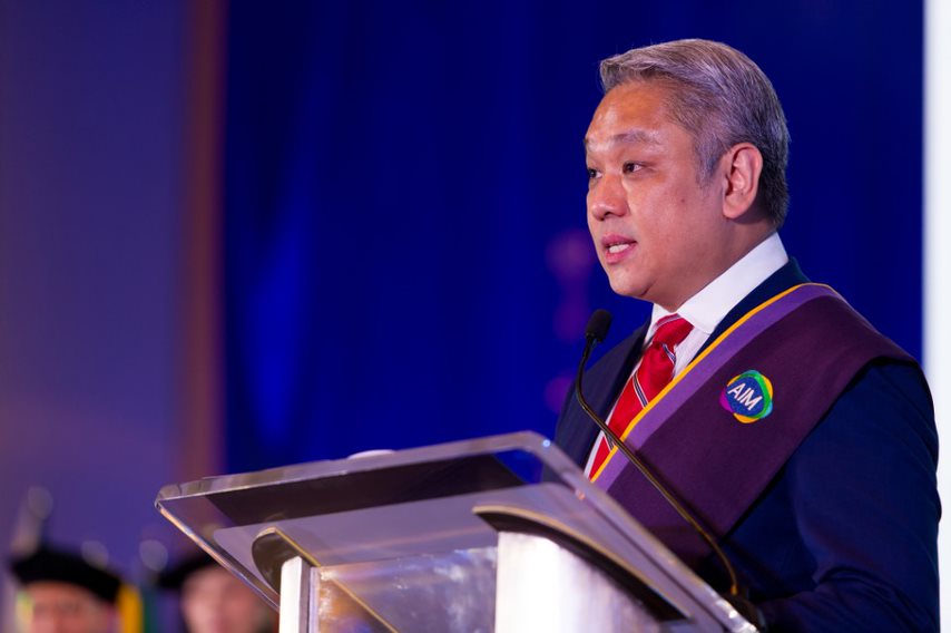Master of Ceremonies: Prof. Richard Cruz