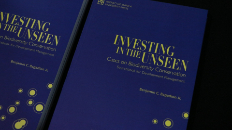 Cover of the book Investing in the Unseen