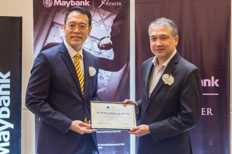 Maybank Foundation Holds an Environmental, Social and Governance Executive Forum