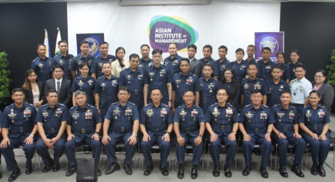 Philippine Air Force Champions complete Leadership Program