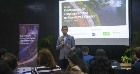 AIM Hosts Business Action for Climate Resilience Workshop