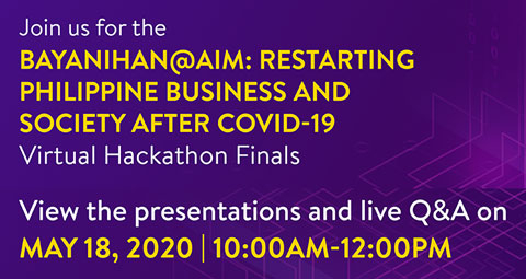 AIM Hackathon Finals